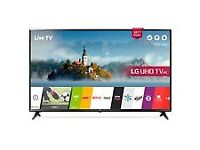 """50""""LG smart tv £270,price is negotiable and guaranteed."""
