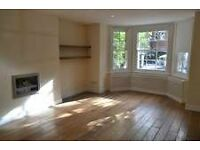 Modern and Extremely Spacious Two Bed Two Bath Period Garden Flat With Private Garden