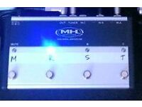 Mike Hill Custom Guitar Switcher