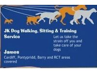 JK Dog Walking and Sitting Service