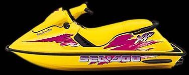 Freshwater Sea Doo PWC Used Parts