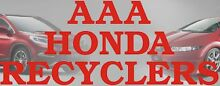 AAA HONDA WRECKING 3 month warranty on all used parts Maddington Gosnells Area Preview