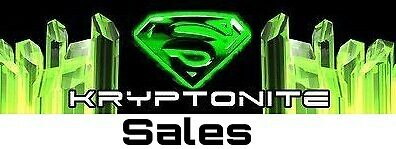 Kryptonite Sales