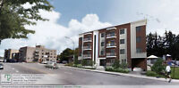 Brand New! 3.5 Apartment 775 Square Feet With Indoor Parking