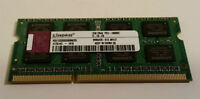 Laptop RAM Kingston 2GBx2= 4GB/ PC3-10600S DDR3 1333MHz Ram