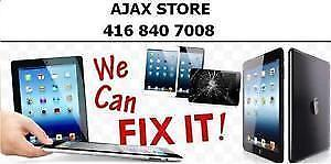 CERTIFIED iPAD REPAIR CENTER IN AJAX - ALL MODELS SUPPORTED