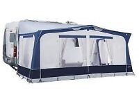 EUROVENT SOLERIA 735 TO 770CM FULL AWNING+ANNEXE