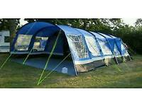 Hi gear oasis 8 men tent plus extras and everything you need