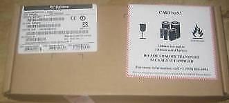 Batterie D'ORIGINE IBM ThinkPad R32 02K6821 10.8V 4Ah