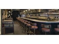 Full time waiter/waitress in new soho restaurant 'Kricket'