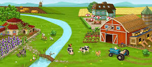 Looking for 5 to 20 acres for organic farming