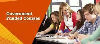 GOVERNMENT FUNDED COURSES IN OFFER Melbourne CBD Melbourne City Preview