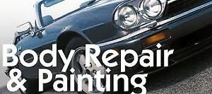 Autobody Repair & Painting, Bumper, Fender ,Scratch, Dent etc.