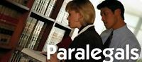 LICENCED PARALEGAL