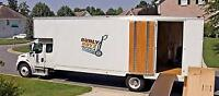 Experienced Movers/Drivers Needed
