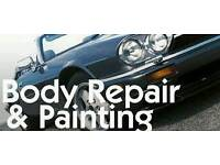 Auto Rust treatment/body touch up