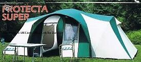 Cabanon family tent