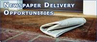 Newspaper delivery Driver *Pineview Area*