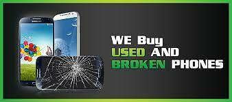 WANTED : WE BUY NEW/USED/BROKEN iPHONE & SMARTPHONE TOP CASH PAID
