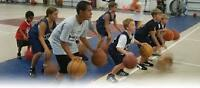 Milton Basketball training sessions