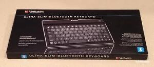 Wireless Bluetooth Keyboard for Cell Phones and Tablets !