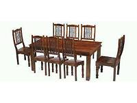 Wanted sheesham table