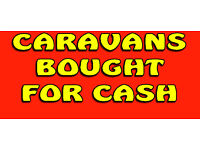 caravan or motorhome wanted cash today call or text with what your selling