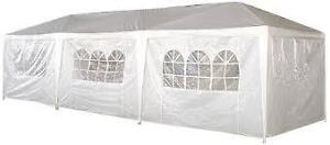 White tent/canopy 12 & 30