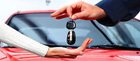 WALK IN TO RENT A CAR AND DRIVE OUT - 416-857-6761