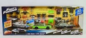 NEW IN BOX! FAST AND THE FURIOUS 3 IN ONE CUSTOMIZATION DODGE