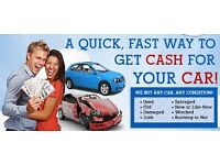 CARS AND VANS BOUGHT CASH ON COLLECTION TODAY ANY AGE OR CONDITION CALL SELL YOUR CAR OR VAN TODAY