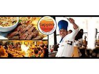 Sapporo Teppanyaki are hiring