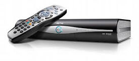 2 Sky+ HD boxes with 2 remotes