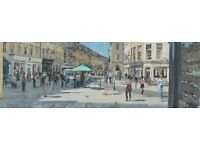 Peter Brown: A Bath Painter's Travels