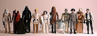 Unfassbar populär: Star Wars Actionfiguren