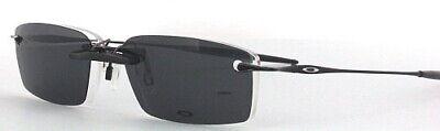 Custom Fit Polarized CLIP-ON Sunglasses For Oakley 31THIRTEEN OX3113 53x18 (Thirteen Sunglasses)