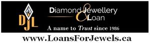 Offering CASH LOANS for jewelry since 1986