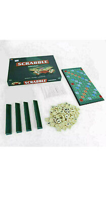 Family Original Scrabble Game Kids Adult Educational Learning Party Board Game