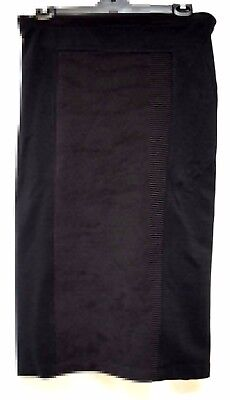TS skirt TAKING SHAPE plus sz XL / 24 Riley Skirt black soft stretch pencil NWT!
