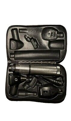 New Welch Allyn 3.5v Otoscope And Ophthalmoscope Diagnostic Set