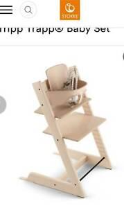 Stokke High chair Set