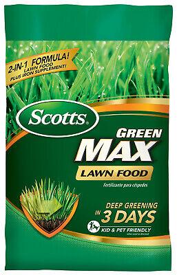 Scotts Green Max 16.9 Lb Lawn Fertilizer (27 Percentage- 0 P