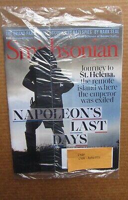 Smithsonain Magazine April 2019 Napoleon NEW SEALED Nazi Spies FREE SHIP