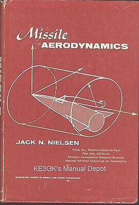 Missile Aerodynamics By Dr  Jack N  Nielsen    1960   Cdrom   Pdf