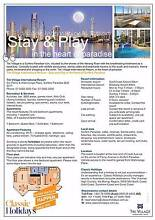 Pre booked June School Holiday from Classic Holidays Tiki Village Heathwood Brisbane South West Preview