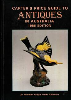 Carter's price guide to antiques in australia 1986 edition.
