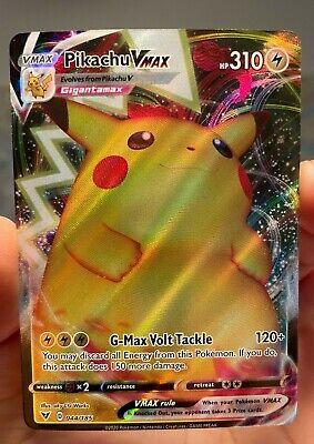Pikachu VMAX - Surfing Pikachu - 1st edition JPN Skyridge Pikachu - 15 Pikachus
