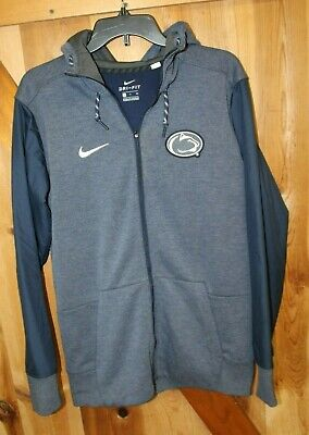 Penn State Nittany Lions ~ Nike Dri-Fit Track Jacket ~ Zip Up ~ Men's Small