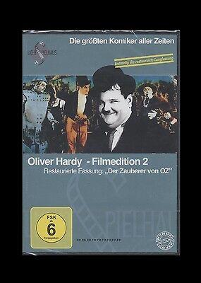 Der Zauberer Von Oz Filme (DVD OLIVER HARDY - FILMEDITION 2 (Der Zauberer von Oz) - DICK & DOOF *** NEU ***)
