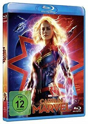 Captain Marvel Blu-ray Neu und Originalverpackt Brie Larson